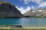 Busreisen durch Kanada