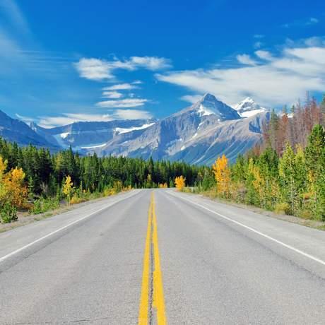 Faszinierender Icefields Parkway
