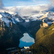 Impression Banff National Park Lake Louise