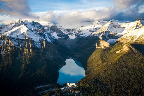 Hotel Lake Louise Alberta