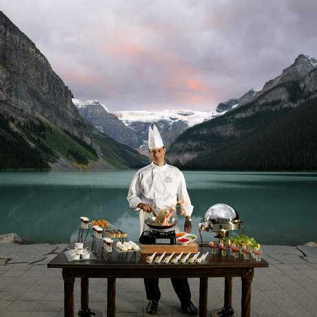 Lakeshore Chef am Lake Louise
