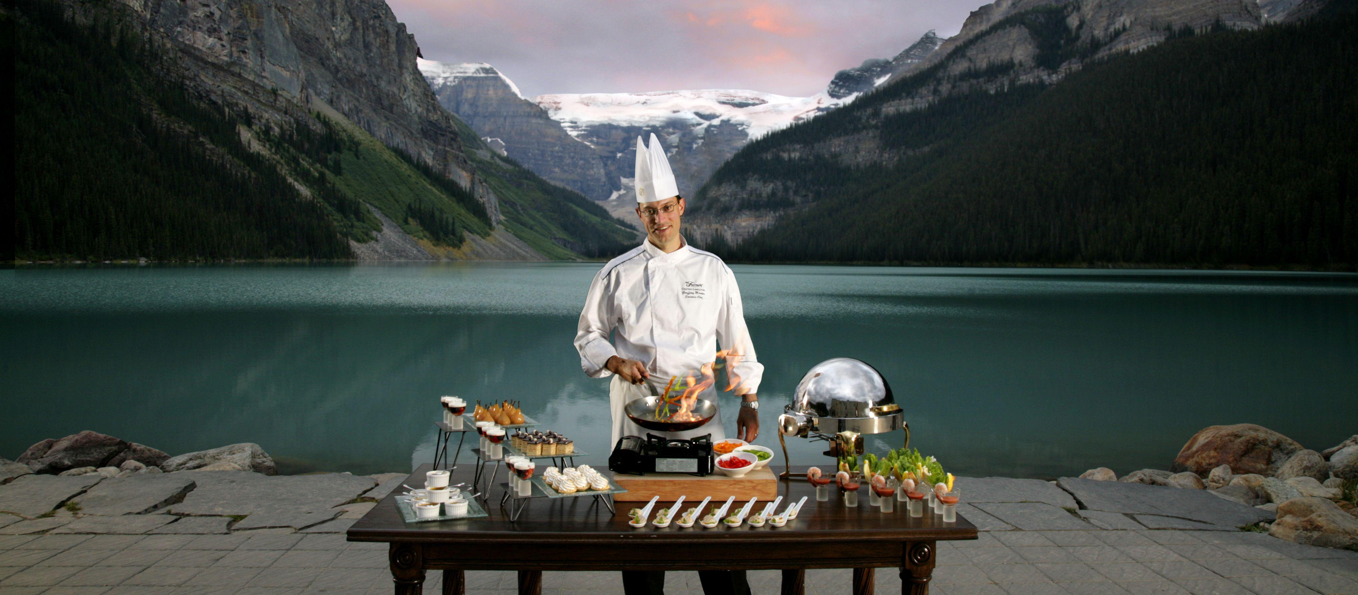 Lakeshore Chef am Lake Louise