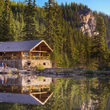 Lake Louise - Tea House