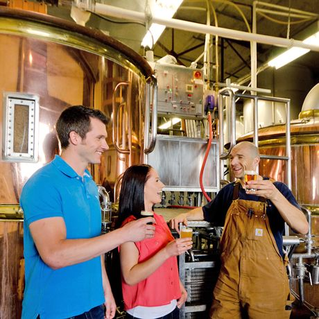 Brauerei in Calgary