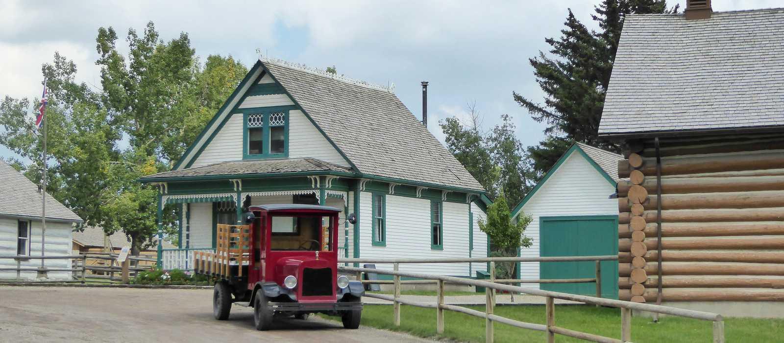 Heritage Park Historic Village