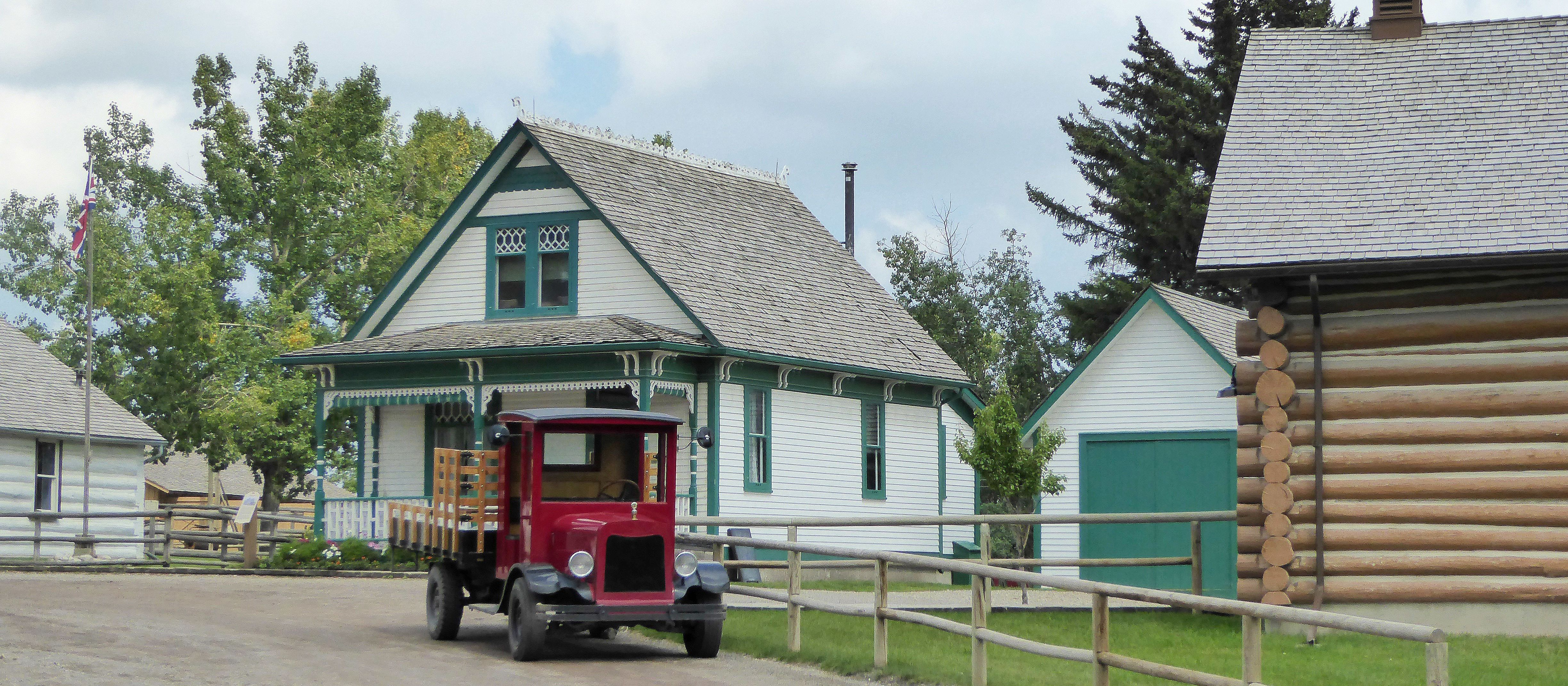 Heritage Park Historic Village
