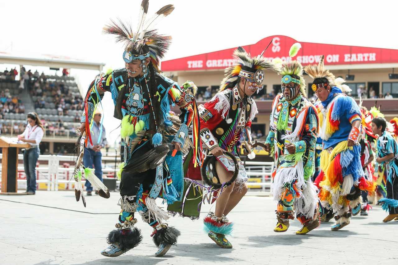 Calgary Stampede Chuckwagon Rennen Und Rodeos Canusa
