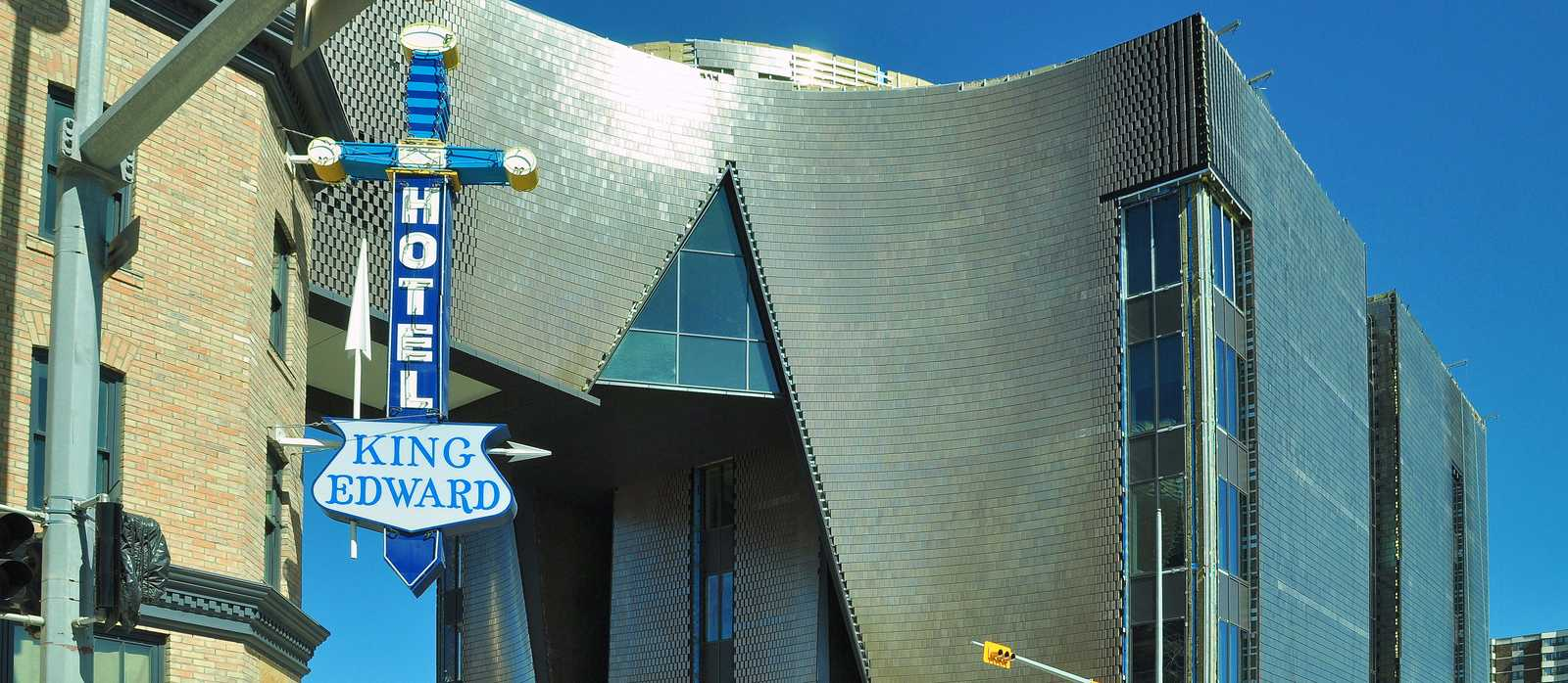 Studio Bell in Calgary