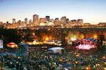 Das Folk Music Festival in Edmonton