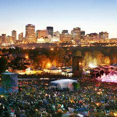 Edmonton Folk Fest