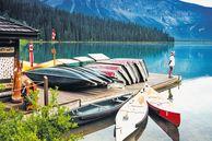 Kanada West-Kanada Routenvorschläge: Kanuten in Alberta