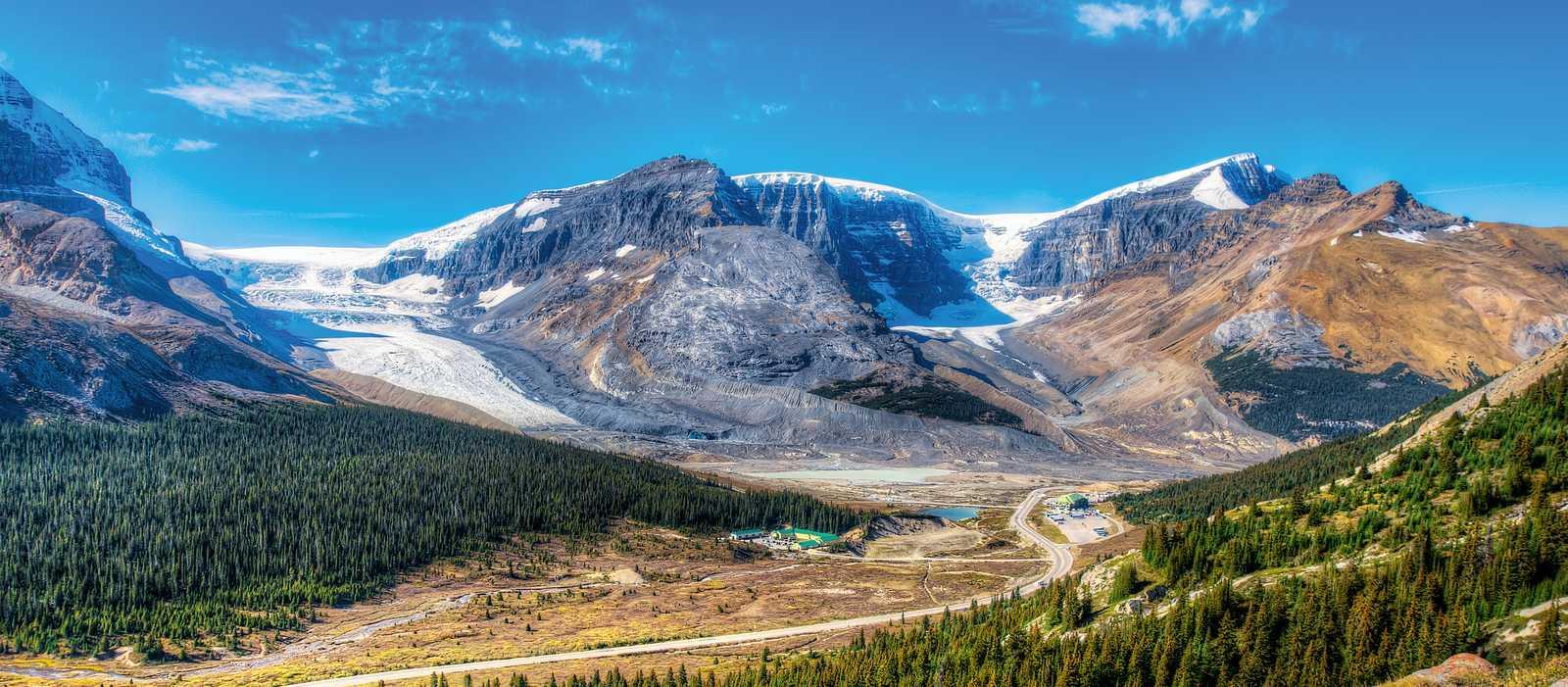 Der Wilcox Pass bei Jasper