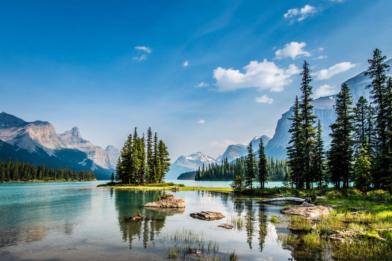 Maligne Lake, Japser National Park