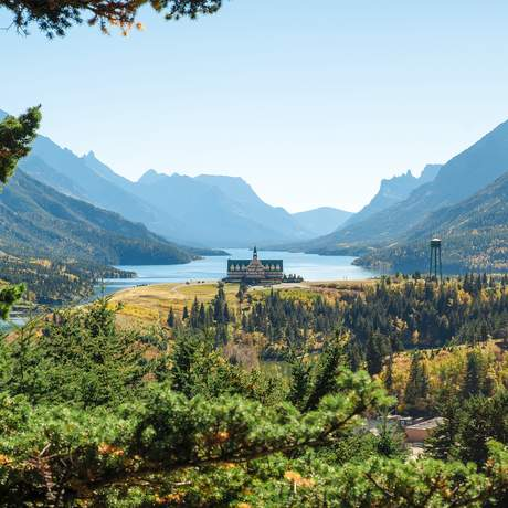 Prince Of Wales Hotel Waterton Park