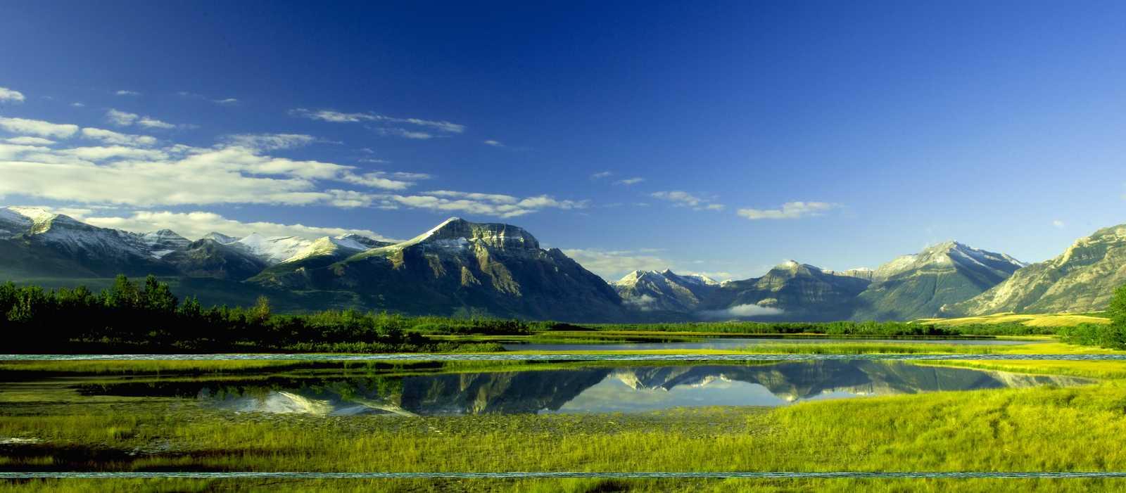 Waterton Lakes National Park, Kanada