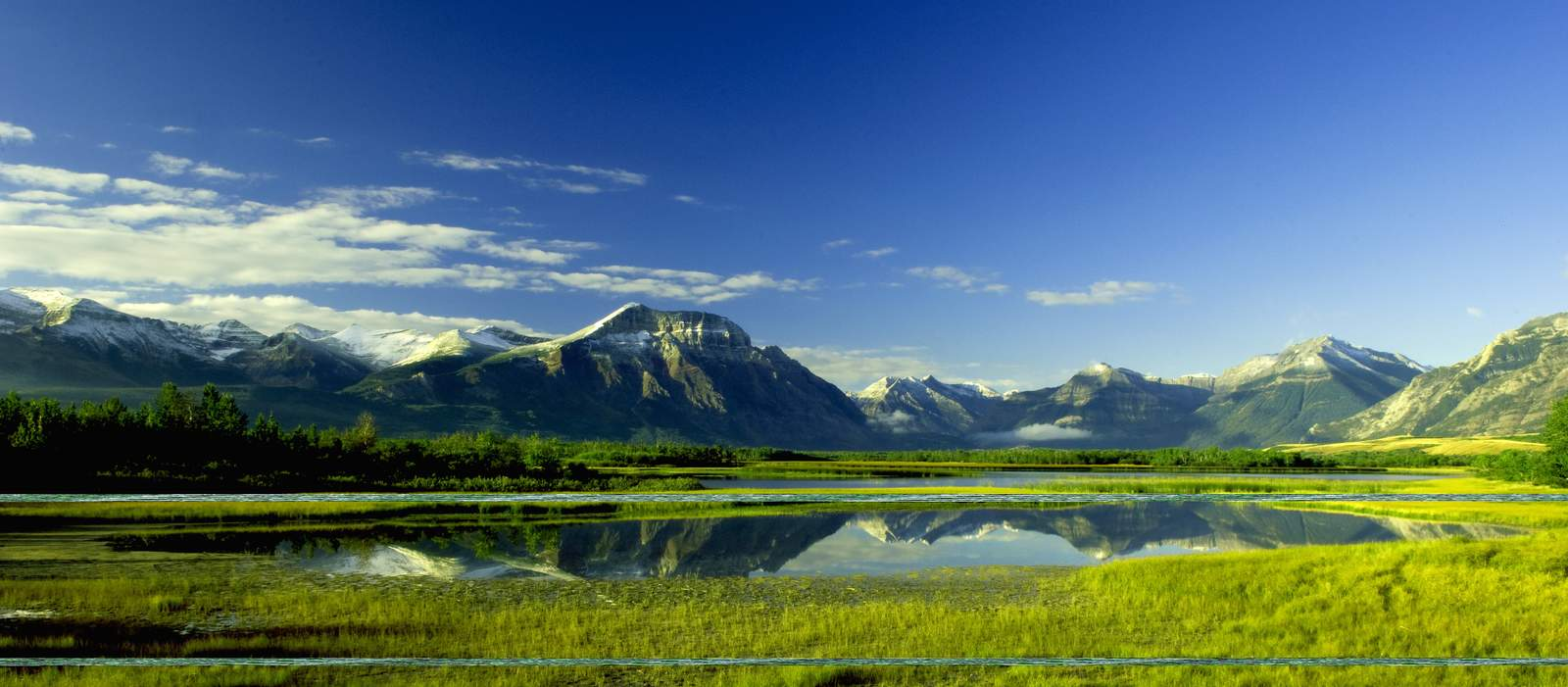 Waterton Lakes National Park, Kanada