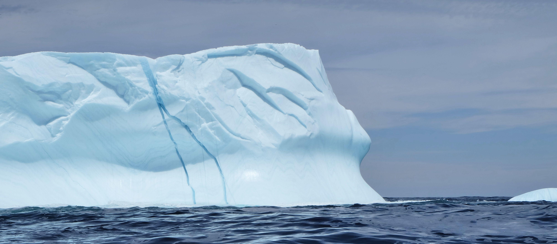 Unvergessliches Erlebnis: Eisberg