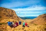 Pause im Grosmorne Nationalpark