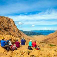 Pause im Grosmorne National Park