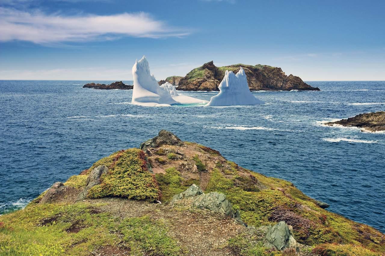 Eisberg bei Twillingate