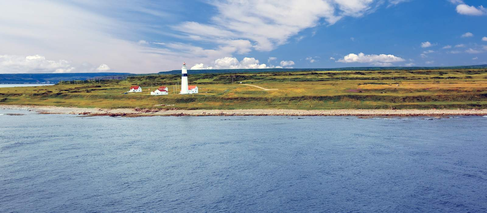 Point Amour Lighthouse, Provincial Historic Site
