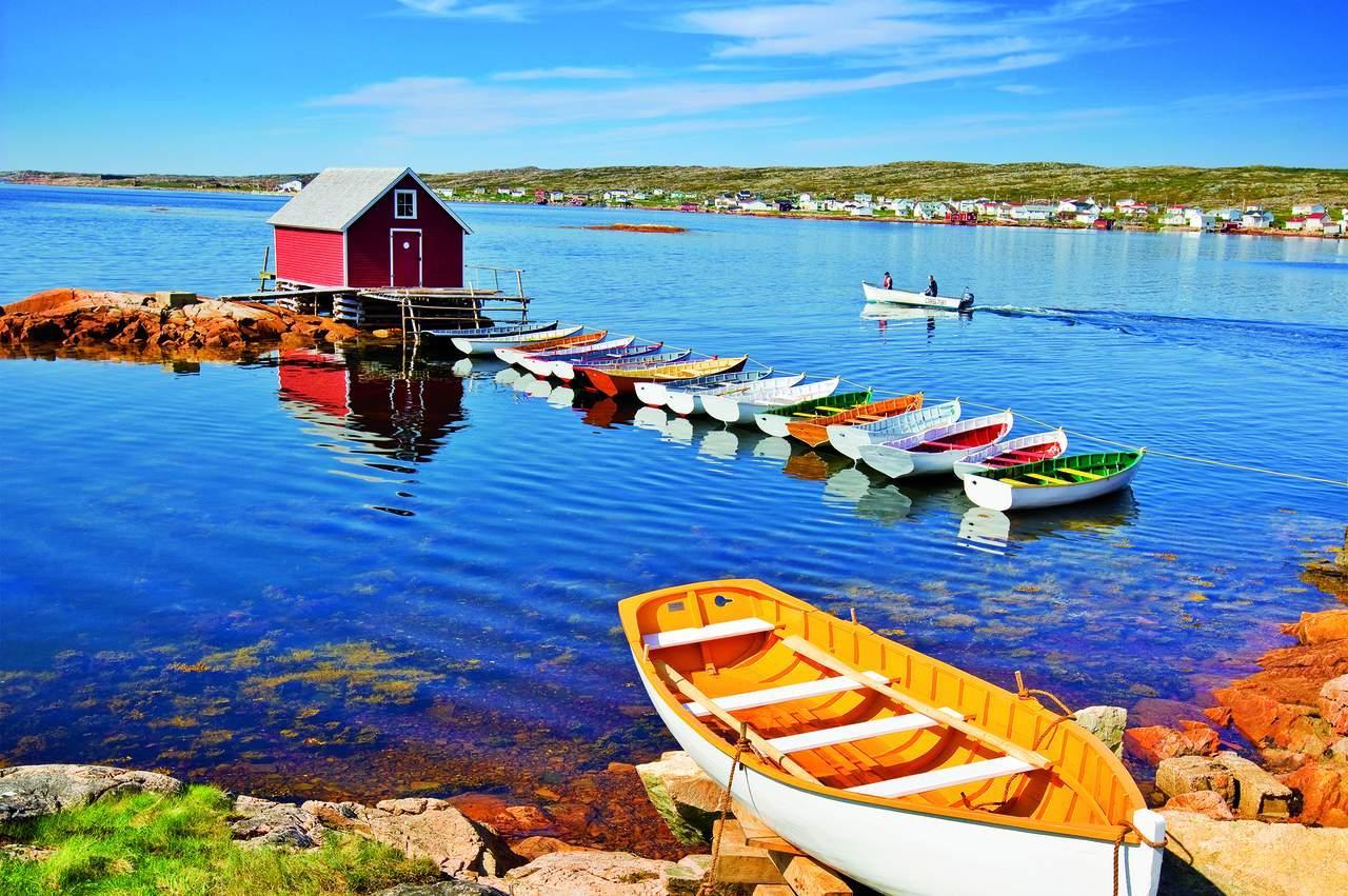 Wunderschöne Natur in Neufundland und Labrador