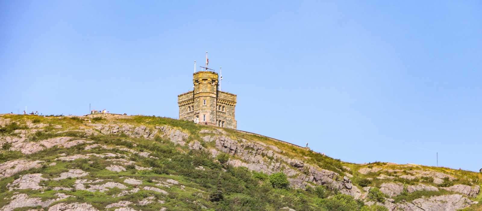 Signal Hill in St. John's