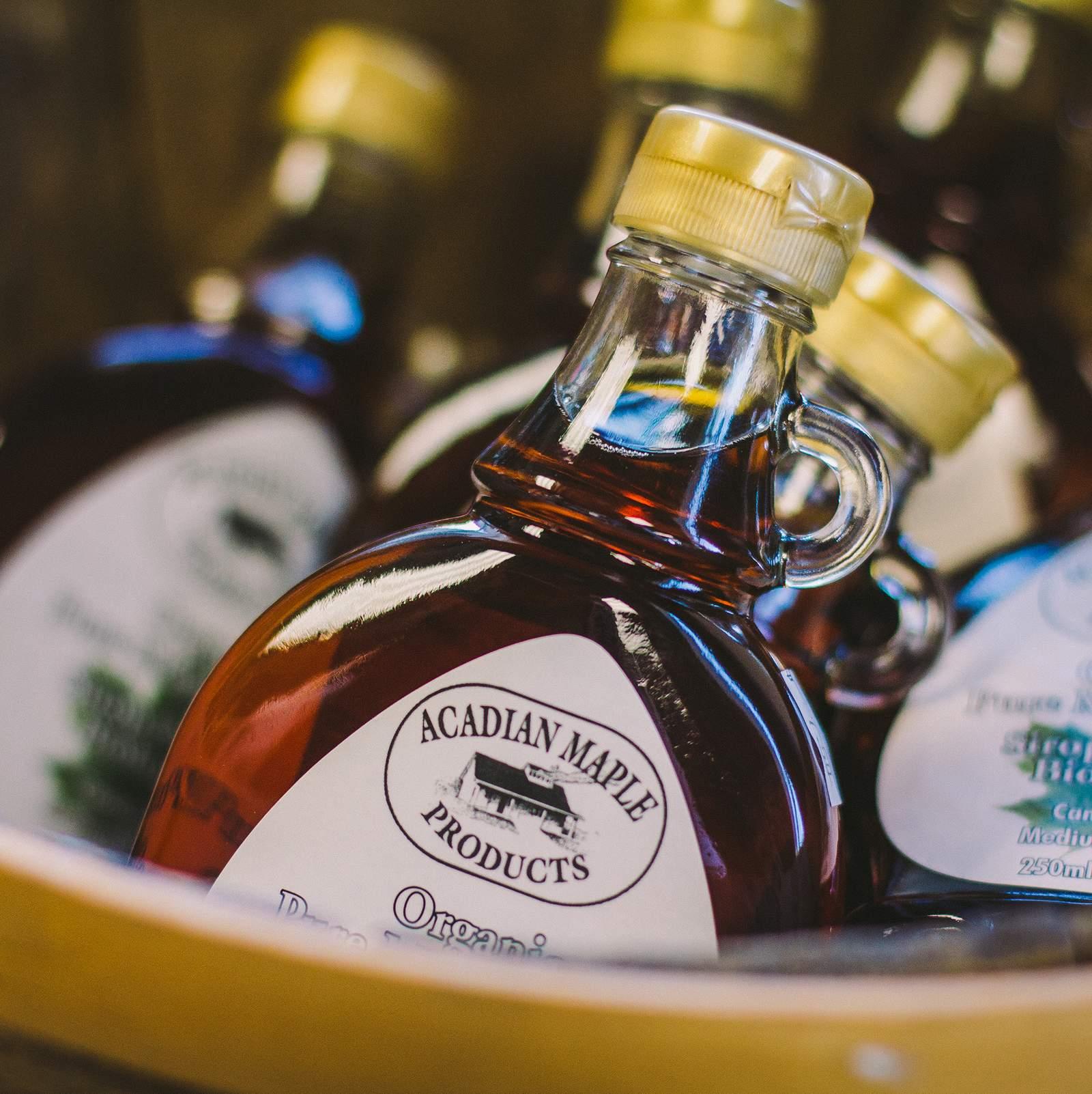 Acadian Maple Sirup