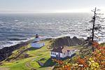 Hier beeindruckt die Küste Nova Scotias.