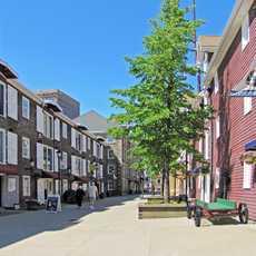 Spaziergang durch Halifax