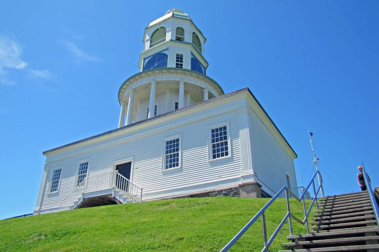 Uhrenturm von Halifax