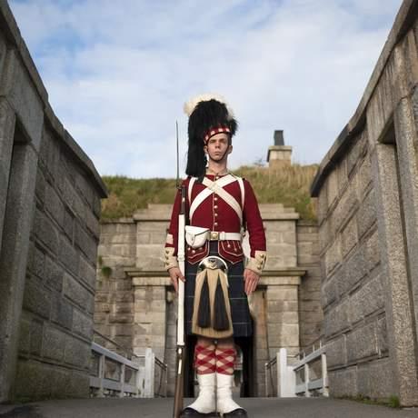 Citadel in Halifax