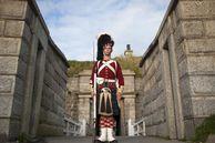 Halifax: Wachposten an der Fort George Zitadelle