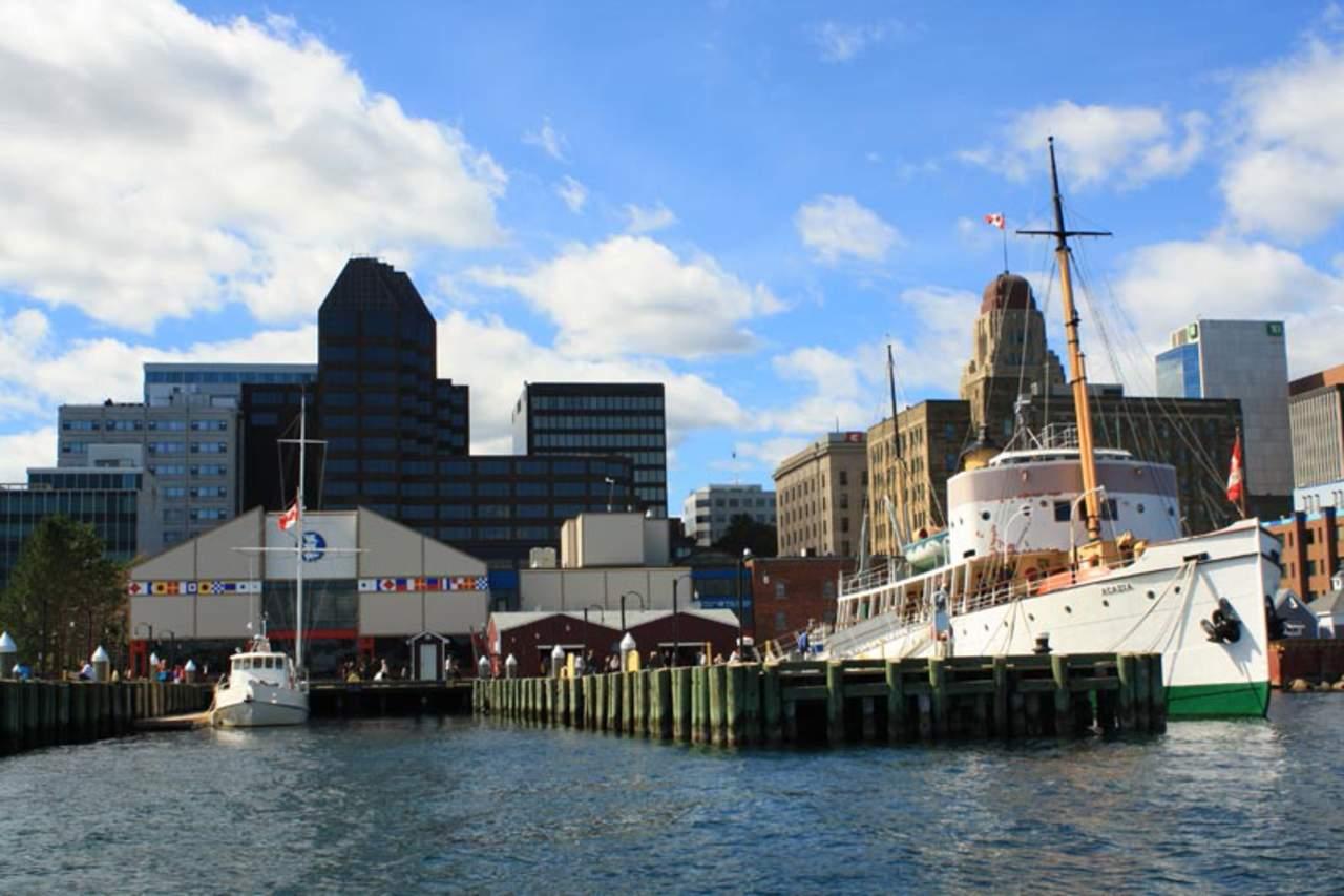 Hafen von Halifax
