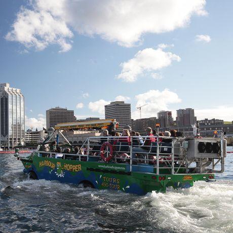 Murphys Harbour-Hopper Tours in Halifax