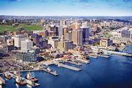 Wohnmobilreisen Kanada: Skyline Halifax