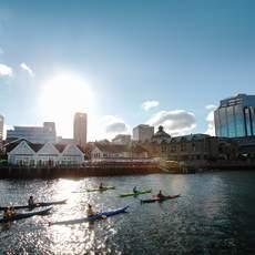 Kayak Tour in Halifax