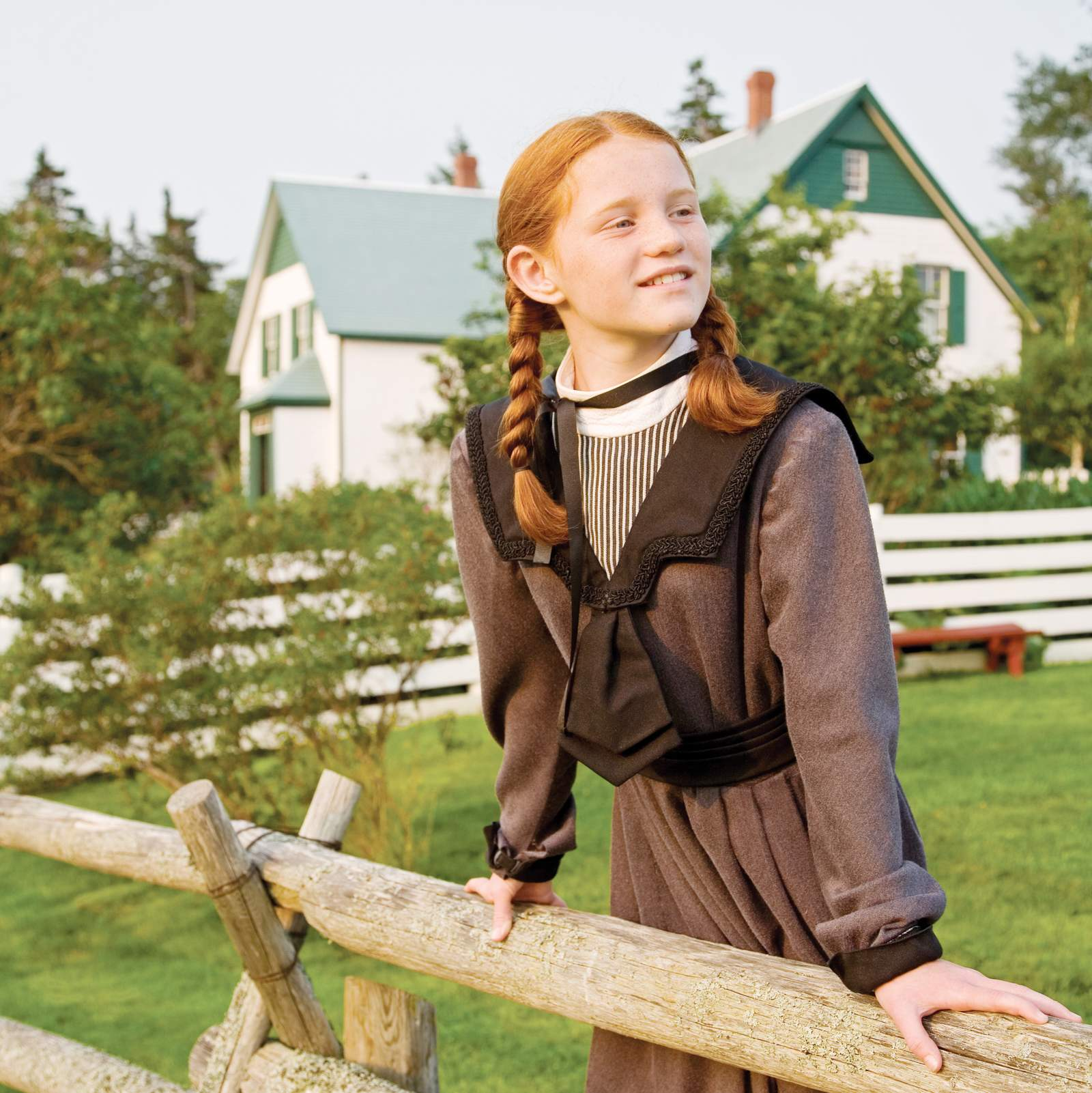 Anne in Green Gables