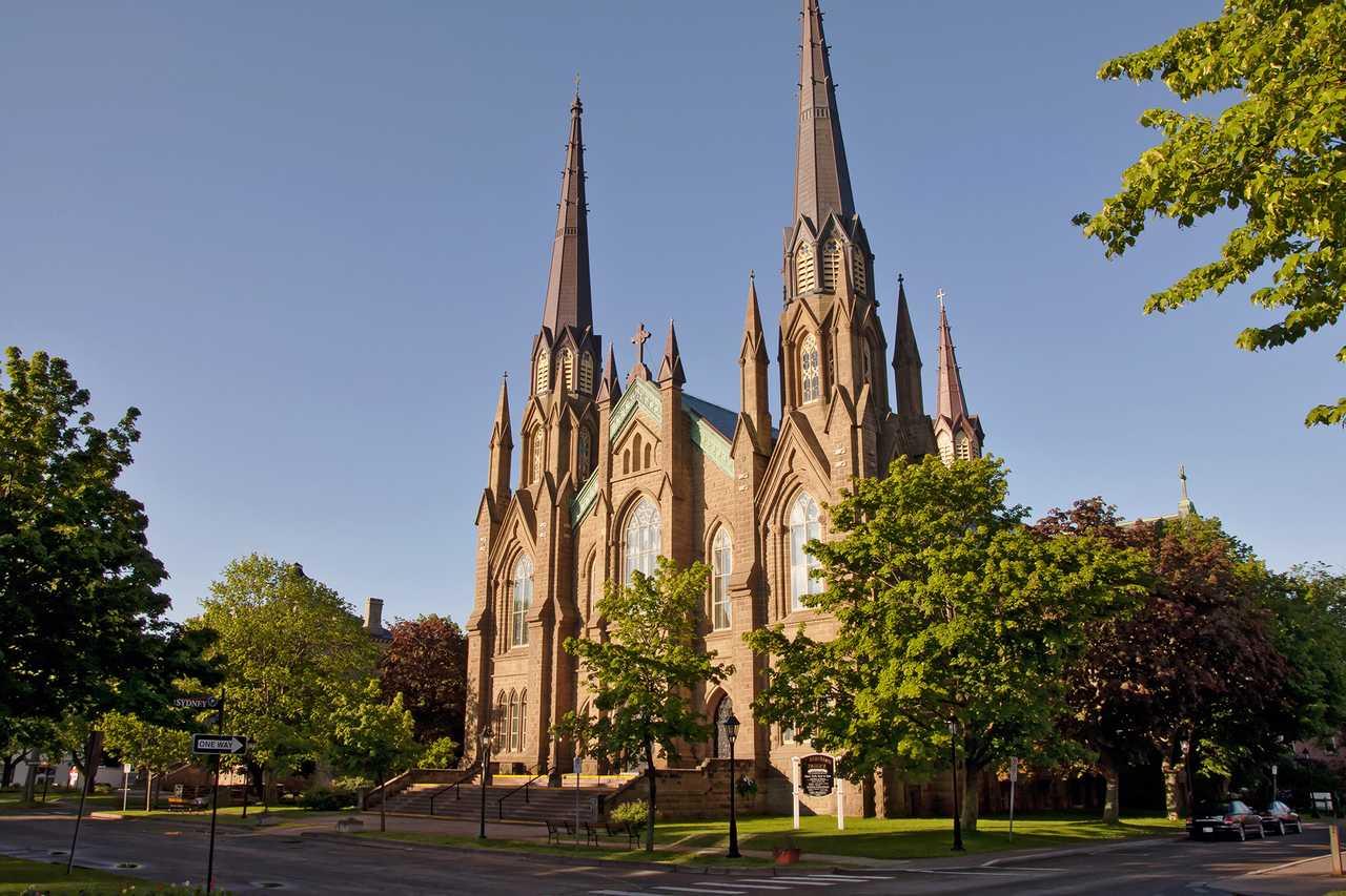 Kirche in Charlottetown