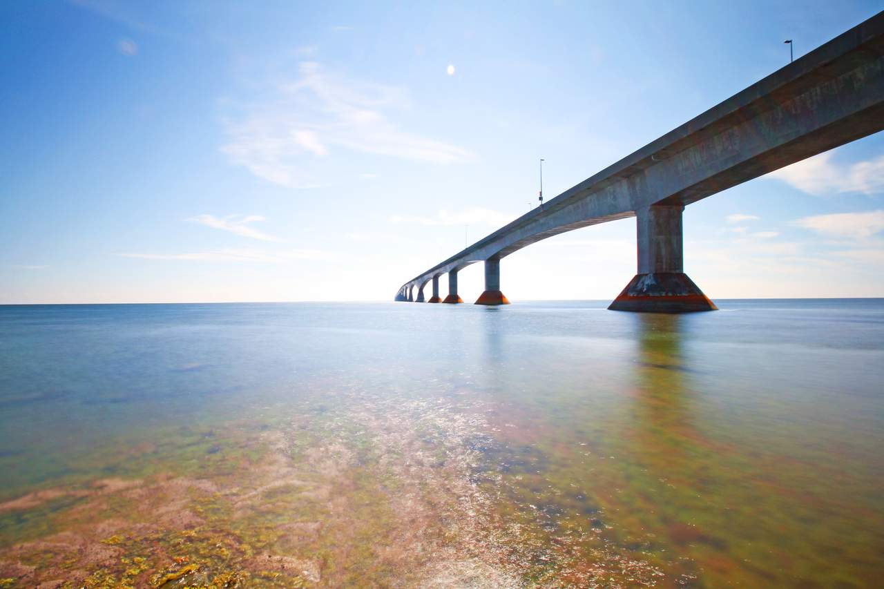 Confederation Bridge auf Prince Edward Island