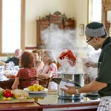 Annies Table Restaurant in New London auf Prince Edward Island