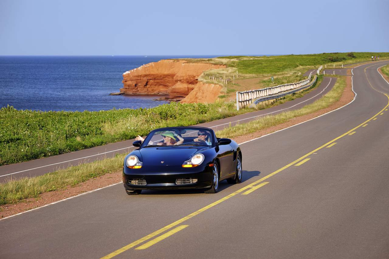 Roadtrip durch den Prince Edward Island National Park
