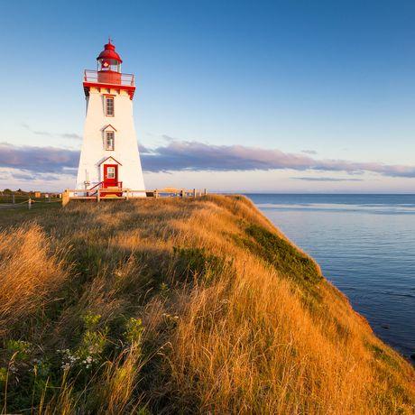 Souris Harbour Lighthouse