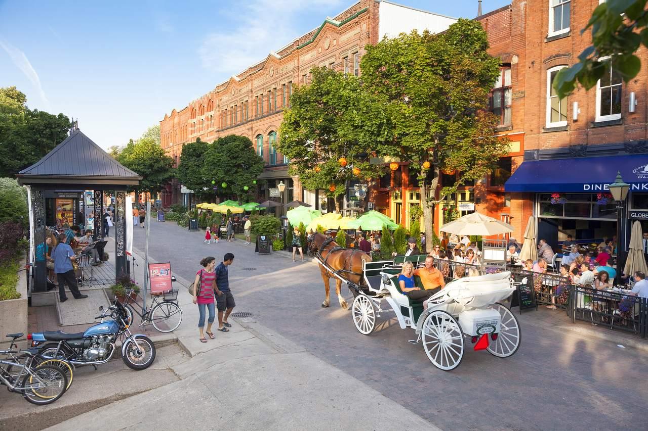 Downtown von Charlottetown