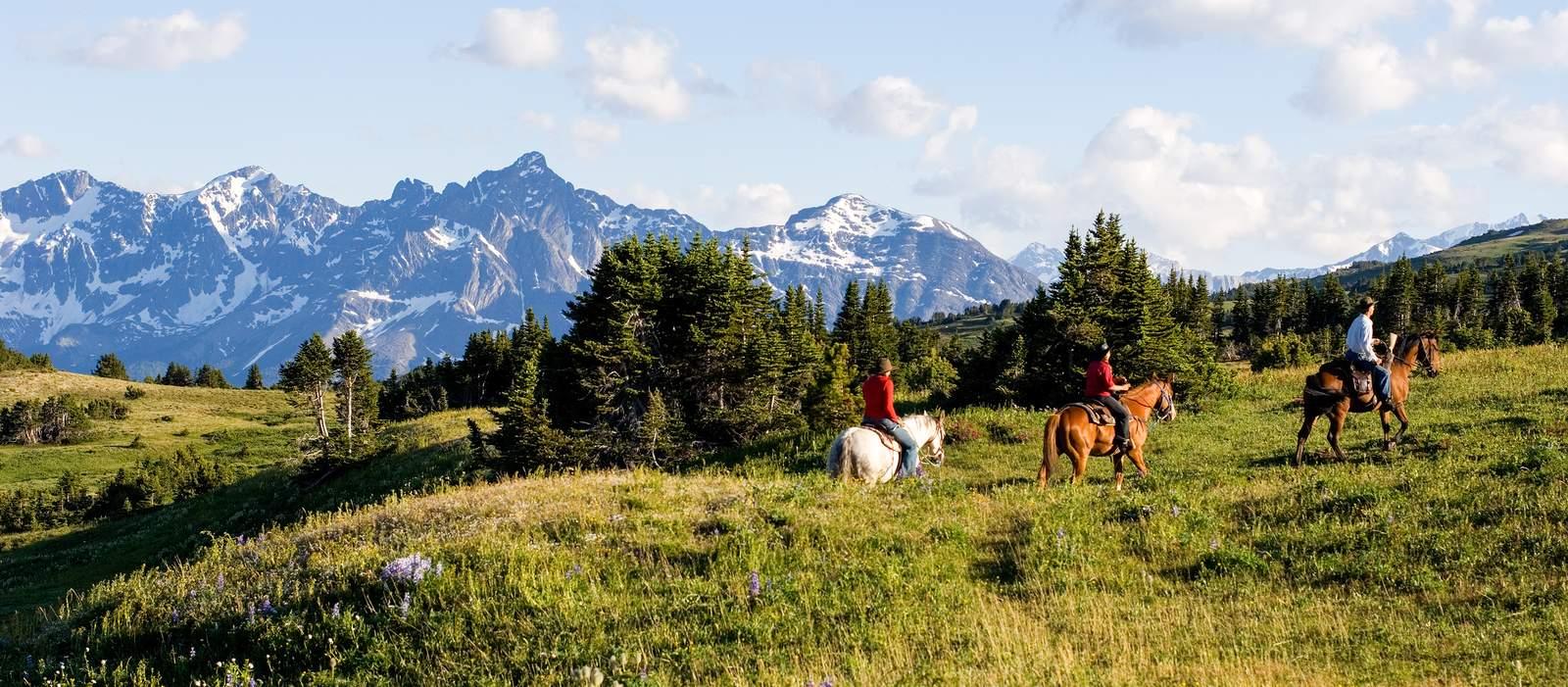Die Grasslands von British Columbia