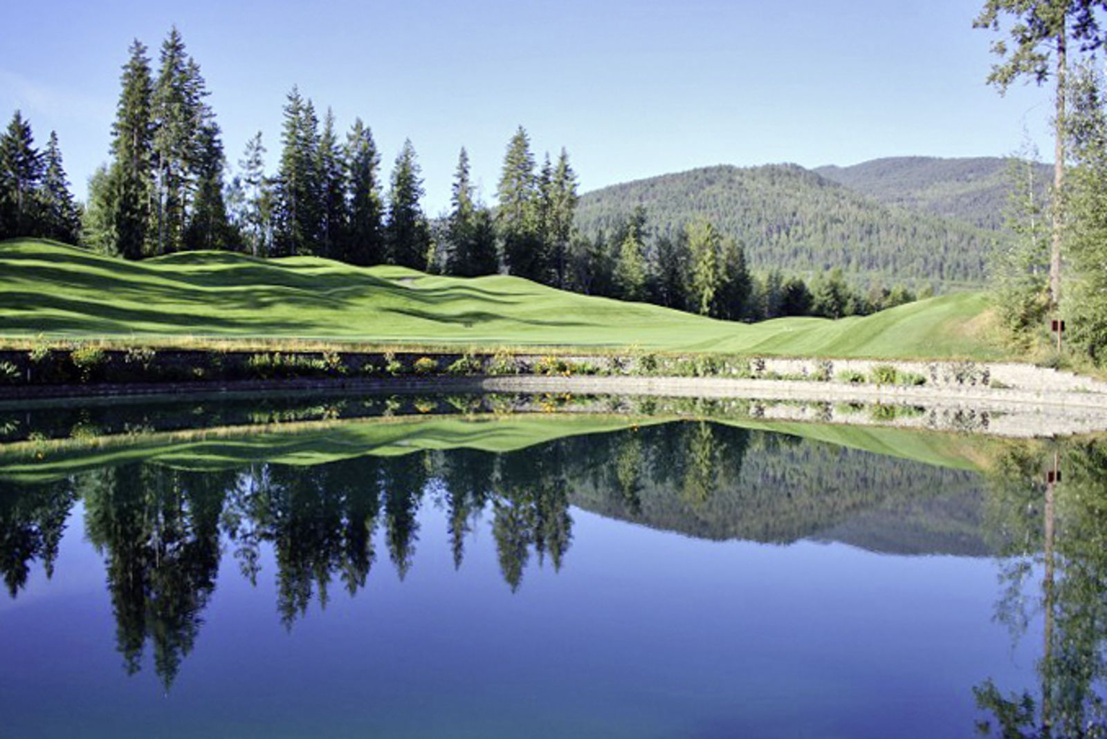 Impression Golfplatz
