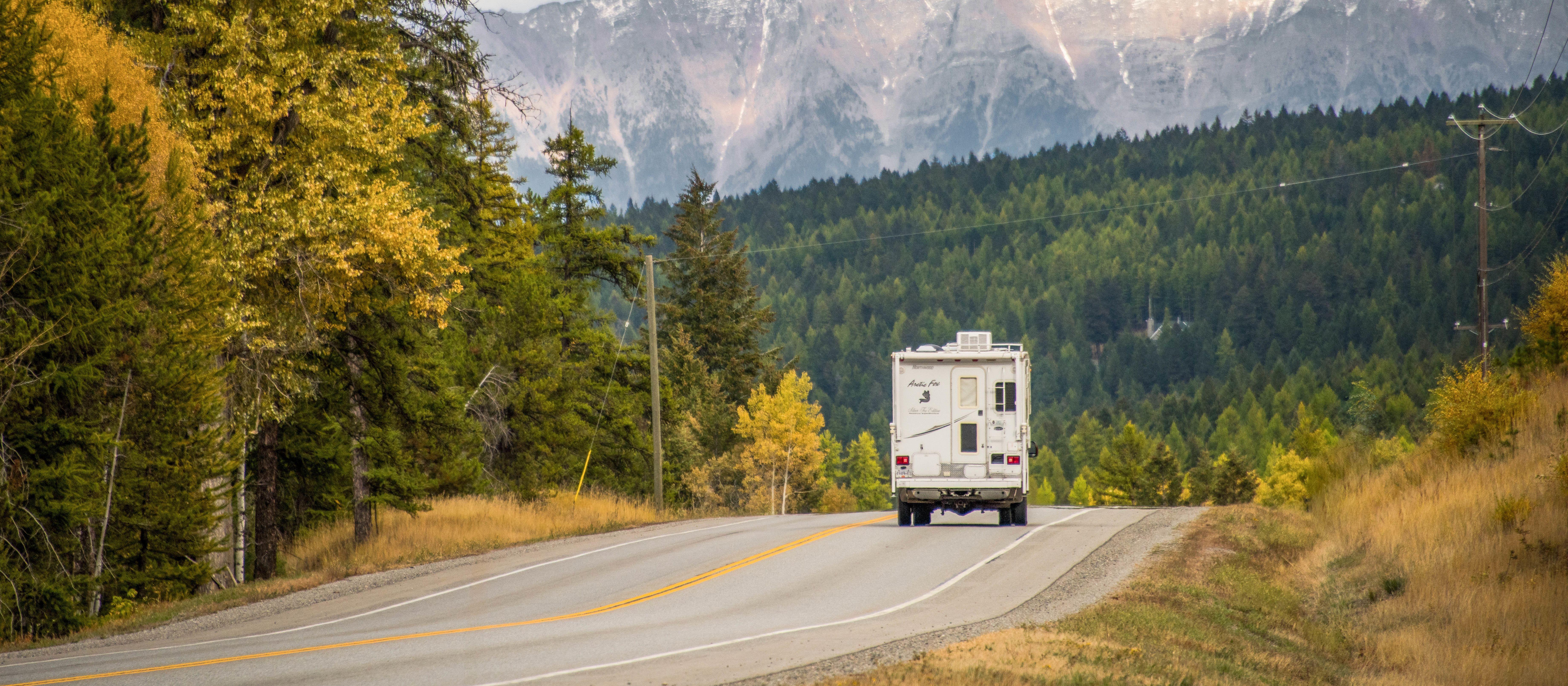Wohnmobil British Columbia