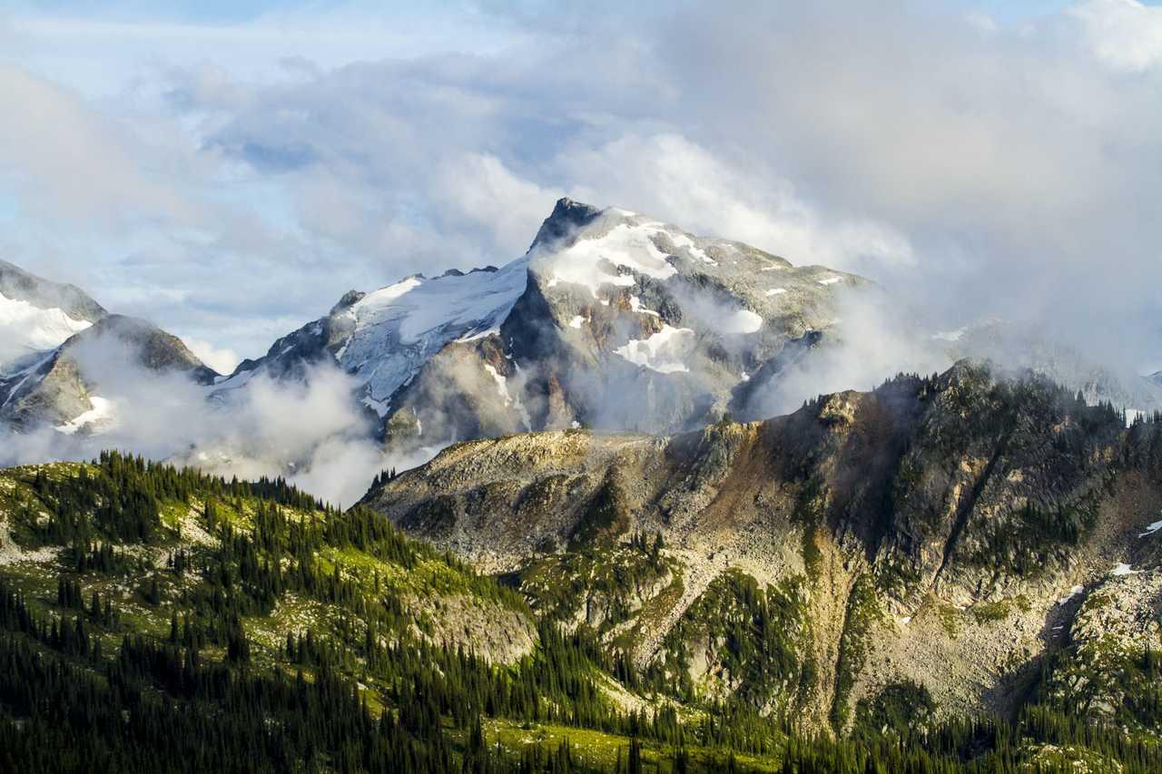 Mt. Revelstoke National Park