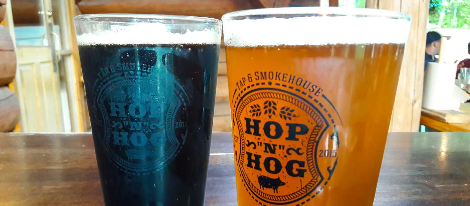 Craft Beer im Hop N Hog