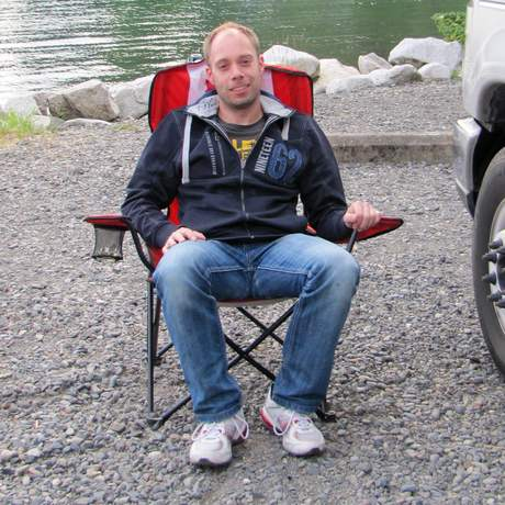 Stellplatz direkt am Meziadin Lake, Kitimat-Stikine District, British Columbia